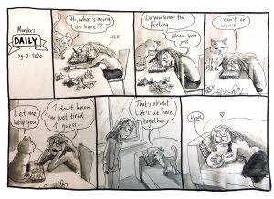 Affirmation Cat