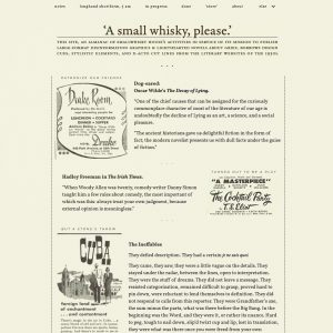 Read more about the article Dailies at SmallWhisky.com